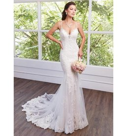 Ivory September Bridal Gown Size 6