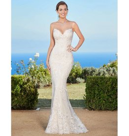 Nude Sloan Bridal Gown Size 6