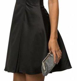 Black Jeweled Short Dress Size M