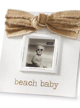 Mud Pie BEACH BABY FRAME 2042045
