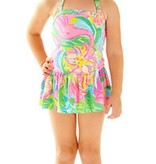 Lilly Pulitzer Kids Carla Swimsuit So A Peeling 19836-999