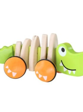 Hape Walk-A-Long Croc E0348