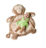 Mary Meyer Monkey Baby Mat To Go