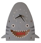 Modern Moose Shark Pendulum Clock 1491
