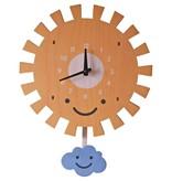 Modern Moose Sun Pendulum Clock 1503