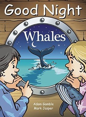 Perseus Good Night Whales Book