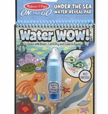 Melissa & Doug Water Wow Under the Sea 9445
