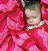 O.B. Designs Berry Pink Blanket RBBS