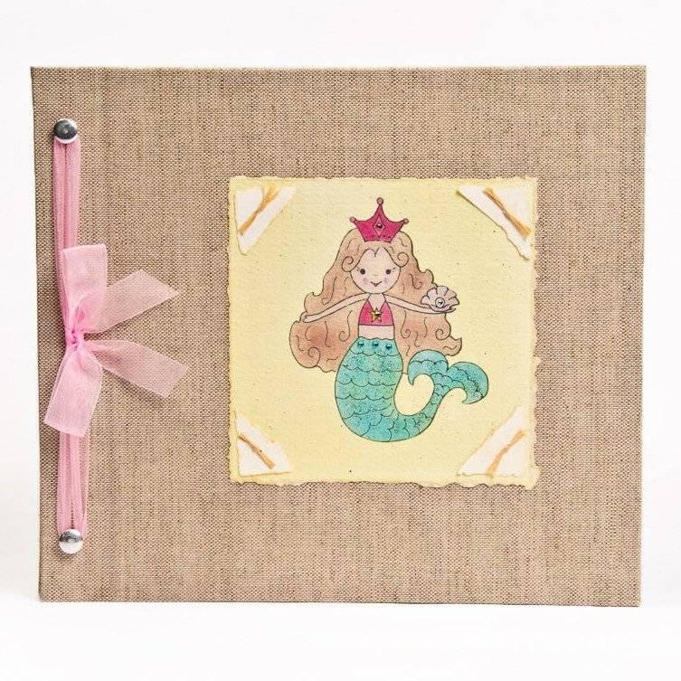Baby Memory Book Baby Memory Book Mermaid