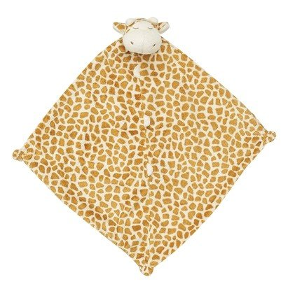 Angel Dear 1121 Giraffe Blankie Tan