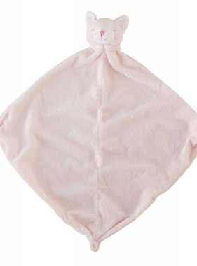 Angel Dear Kitty Blankie Pink 1180