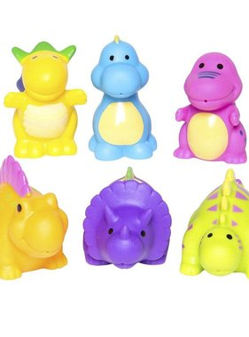 Elegant Baby Squirties- Dinosaur Party
