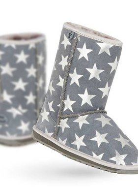 Emu K11119 Starry Night Charcoal Boot