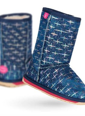 Emu K11332 Sparkle Denim Ind Denim Boot