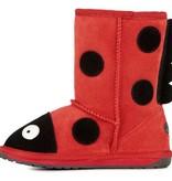 Emu H10111 Red Ladybird Boot