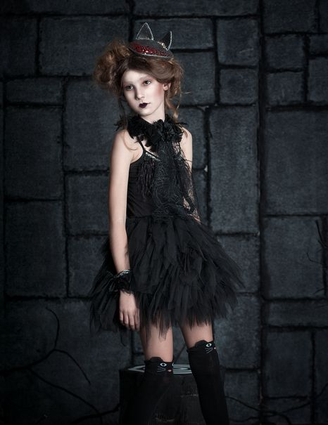 Tutu du Monde Queen of Shadows Dress-After Dark