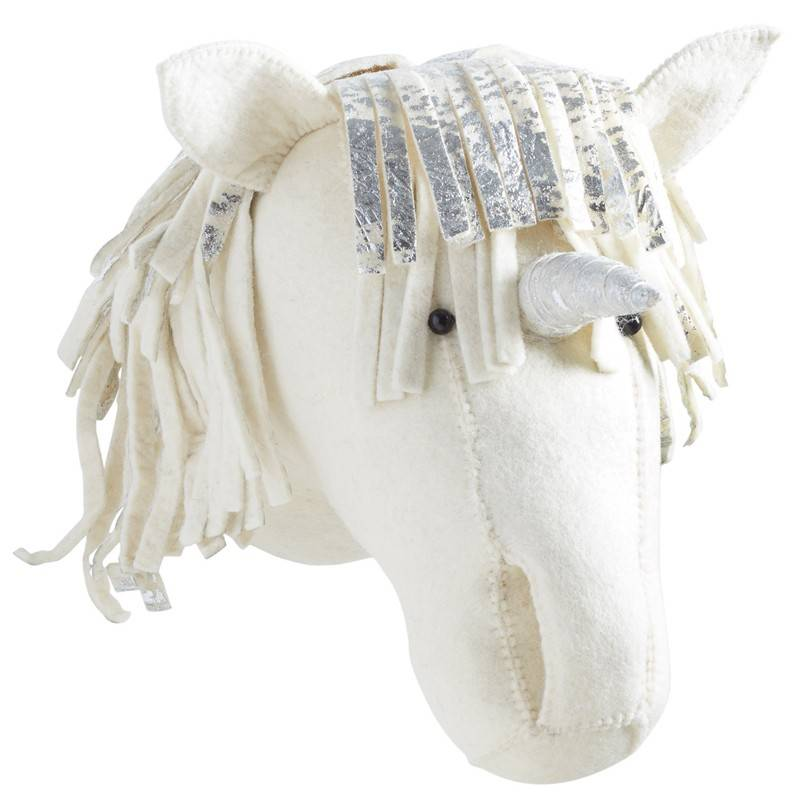 Fiona Walker UNICORN WITH SILVER HAIR - 807096