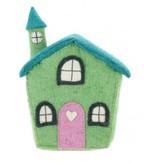 Fiona Walker GREEN HOUSE WITH HEART DOOR - 827049