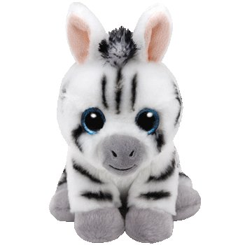 Ty 41198 STRIPES  zebra reg