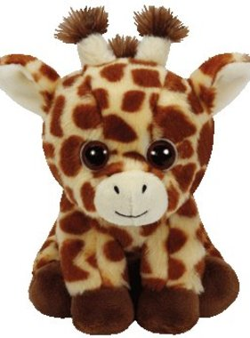 Ty 41199 PEACHES  giraffe reg