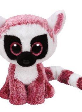 Ty 37225 LEEANN  pink lemur reg
