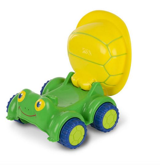 Melissa & Doug Tapper Turtle Dump Truck 6747
