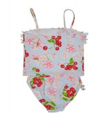 Kate Mack 576C Cherries Jubilee Tankini Blue