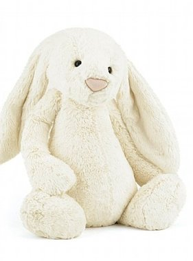 Jellycat Bashful Bunny Cream Huge