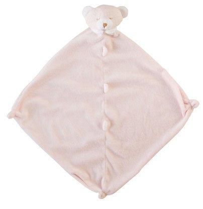 Angel Dear Pink Bear Blankie 1174