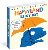 Workman Publishing Co HAPPYLAND RAINY DAY Book