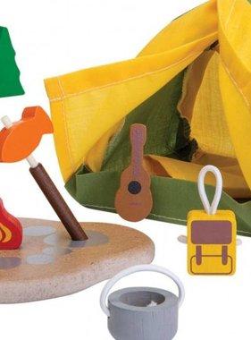 Plan Toys 6624 CAMPING SET