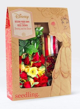 Seedlings 16DDEFC Disney Design Your Own Rose Crown - Beauty and the Beast