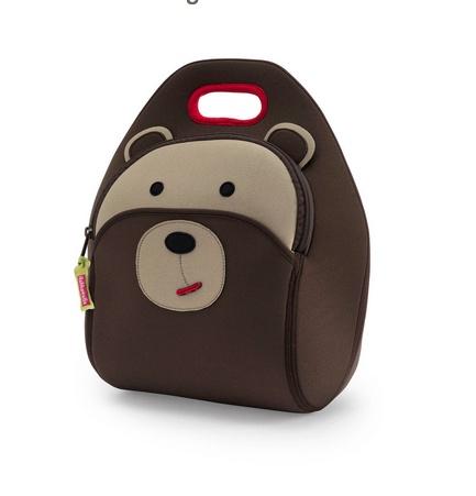 Dabba Walla Bear Lunch Bag