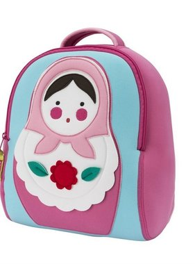 Dabba Walla Russian Doll Backpack