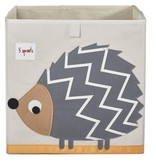 3 Sprouts UBXHDG Storage Box  Hedgehog