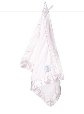 Little Giraffe LXBLYPK Luxe Blanky Pink