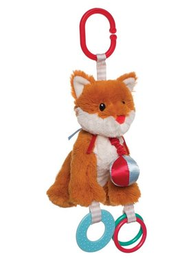 Manhattan Toy Woodland Babies Felix Fox Stroller Toy 214040