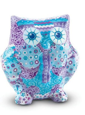 Melissa & Doug Owl Decoupage Made Easy