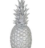 Goodnight Light 122 Pineapple Lamp Silver