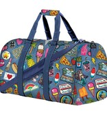 Iscream 810-494 Emb. Patches Duffle Bag, Neoprene