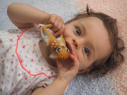 Oli & Carol 101 Olive the Deer Bracelet