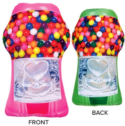 Iscream Gumball Machine Scented Pillow 780-275