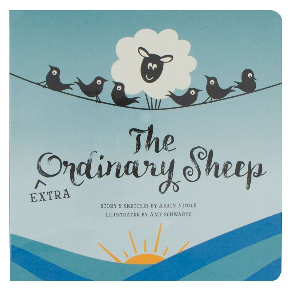 Kickee Pants Book- The Extra Ordinary Sheep
