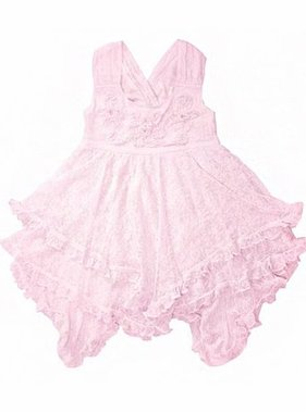 Mimi & Maggie 8665 Claire Dress Pink