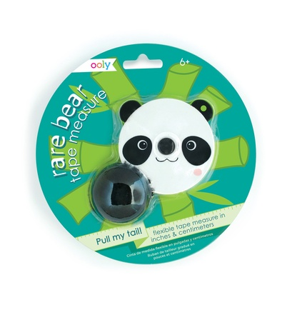 Ooly 136-011 Rare Bear Tape Measure