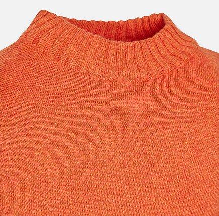 Mayoral 316 27 Mockneck Sweater Pumpkin
