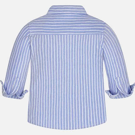 Mayoral 2137 57 L/S Shirt Lavendar