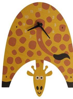 Modern Moose Giraffe Pendulem Clock PCPEN058