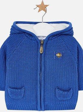 Mayoral 2317 79 Knit Pullover Cobalt