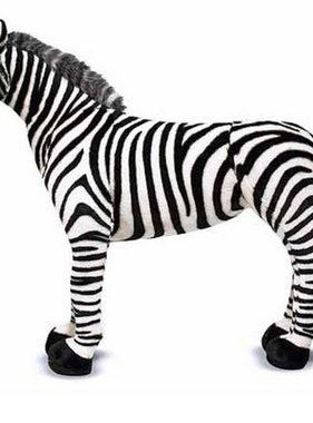 Melissa & Doug 2184 Zebra Giant Stuffed Animal